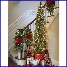 half christmas tree flat christmas decor world