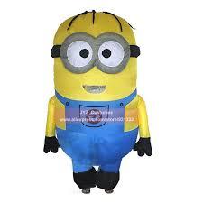 Blow Halloween Costume Cheap Inflatable Minion Costume Aliexpress