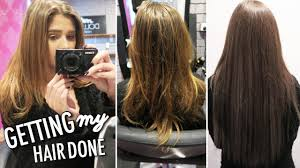 Sunkissed Brown Hair Extensions by Getting My Hair Done Dying My Hair U0026 Hair Extensions Cool Tone