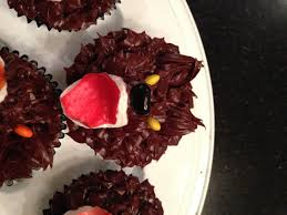spooky cakes for halloween spooky halloween werewolf cupcakes u2013 type a baker