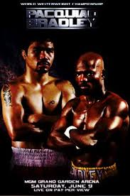 Manny Pacquiao vs Timothy Bradley Weight-In