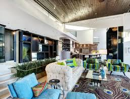 interior design get coolness inside the house by placing the