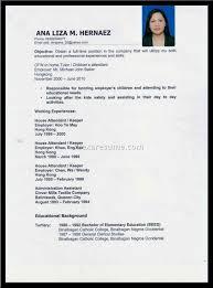 housekeeping resume objective top 8 housekeeping manager resume