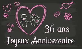 36 ans de mariage cadeau anniversaire de mariage 36 ans photo de mariage en 2017