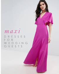 Dresses For Wedding Guests Maxi Dresses For Weddings