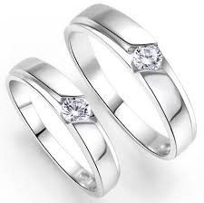 diamond couple rings images 2015 fashion 925 silver diamond rings wedding rings couple rings jpg