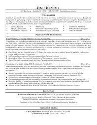 Correctional Officer Job Description Resume by Remarkable Experience And Expertise And Loan Officer Resume Sample