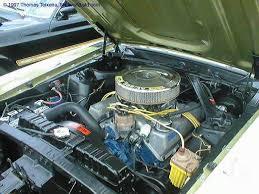 1968 mustang engines mustangs