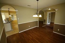 dining room two tone paint cool dining room two tone paint ideas