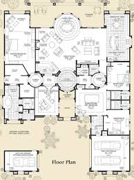 luxury floor plans for new homes architecture entrance basement plan homes walkout for style yurt