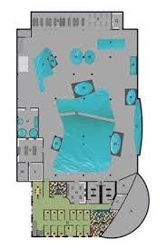Georgia Aquarium Floor Plan Diagram From The Second Prize Image Hhf And Burckhardt Partner