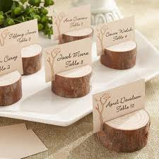 Log Decor 25 Rustic Wood Tree Slice Wedding Decor Place Card Holders Disc