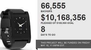 pebble watch amazon black friday pebble smart watch sells out on kickstarter cnet