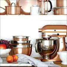 copper colored appliances rose gold appliances photogiraffe me