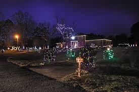 plantation baptist church christmas lights light the way electric elf christmas suggestions salisbury post