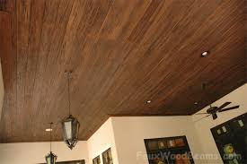 Wood Slat Ceiling System by Wood Ceiling Ideas With Panels Browse Design Photos
