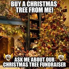 Christmas Tree Meme - wood mountain christmas tree fundraiser tvhs golden valley regiment