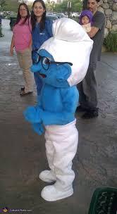 Smurf Halloween Costume 20 Smurf Costume Ideas Gumball Machine