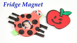diy fridge magnet how to make fridge magnet diy videos for