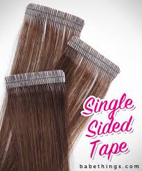 babe hair extensions single sided tape hair extensions gossip