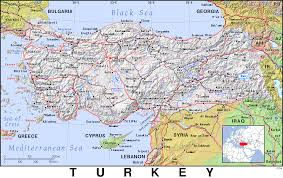 Map Of Turkey And Syria by Tr Turkey Public Domain Maps By Pat The Free Open Source