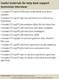 Sle Resume For Service Desk Sle Help Desk Support Resume Ideas Desktop Support