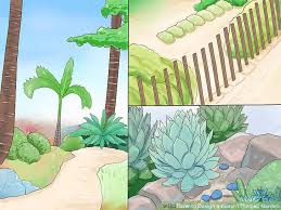 how to design a beach u2010themed garden with pictures wikihow
