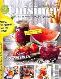 cuisiner le magazine journaux fr cuisiner avec votre thermomix