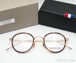 Optical Frame Tagged Glasses Fonex 2017 Fashion Thom Brand Tb905 Eyeglasses Frames York Glasses