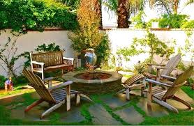 Garden Ideas For A Small Garden Small Backyard Garden Garden Ideas Landscape Ideas Small Garden