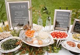 brunch wedding menu timing is everything how dates times affect wedding costs