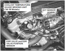 1998 toyota camry code p0401 p0401 2001 honda accord exhaust gas recirculation insufficient flow