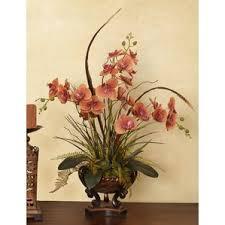 Orchid Flower Arrangements Orchid Flower Arrangements You U0027ll Love Wayfair
