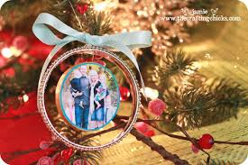 handmade photo ornaments fancy bangle style the crafting