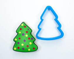 tree cookie cutter etsy