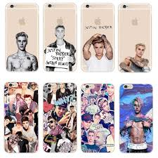 fashion justin bieber design phone cases for apple iphone x se 5 5s