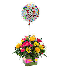 get well soon balloons same day delivery get well soon