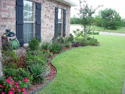Ideas For Landscaping by Ideas For Landscaping In Front Of House