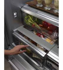Kitchenaid Counter Depth French Door Refrigerator Stainless Steel - kitchenaid 24 2 cu ft 42