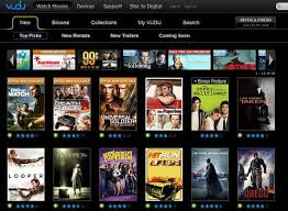 how can i watch vudu movies on samsung android in china