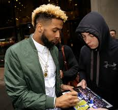 odell beckham jr haircut name giants odell beckham jr loses appeal of 1 game suspension daily