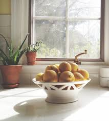 Fruit Bowl by Ivory Ceramic Fruit Bowl Home Decor U0026 Lighting Convivial