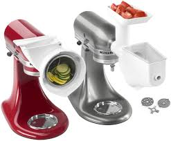 Kitchen Aid K45ss Beater Blades And Mixing Bowls For Bosch And Kitchenaid Stand