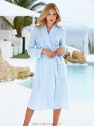veste de chambre femme aura la veste bleu nuit 3122 femme manteaux et blousons