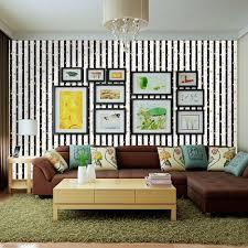 online shop diy natural stripe self adhesive wallpaper wall online shop diy natural stripe self adhesive wallpaper wall stickers home decor diy wall sticker panels waterproof kitchen wall stickers aliexpress
