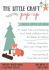 santa cruz holiday shopping events and craft fairs 2015