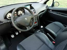 peugeot 3 interior peugeot 207 3 door worldwide u00272006 u201309