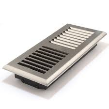 Floor Grates by Accord Apfrsnl410 Plastic Floor Register With Louvered Design 4