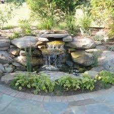 Backyard Ponds And Fountains 270 Best Fountains U0026 Water Features Images On Pinterest Garden