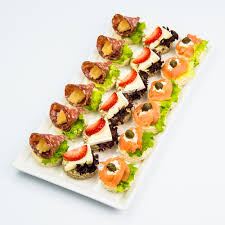 canapes finger food canapes delivery catering my catering
